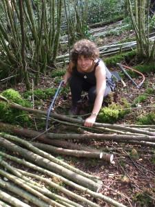 Claire Godden Ben Law apprentice